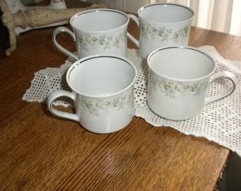 Set of 4 Johann Haviland  Forever Spring Cups