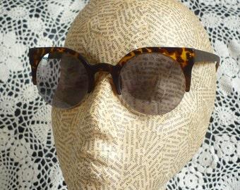 Cats Eye Sunglasses Rockabilly Retro Style Sunglasses