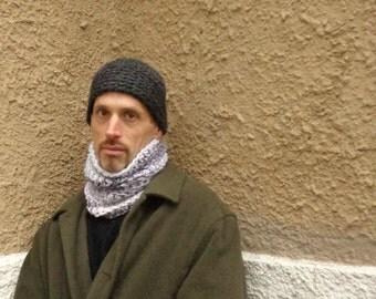 Hat, Crochet, Chunky, Skullcap, Unisex, Snug, Warm, Winter, Fall,