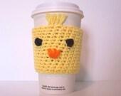 Chick Cup Cozy, Coffee Cozy