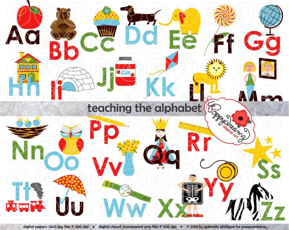 Teaching The Alphabet - Lawteched