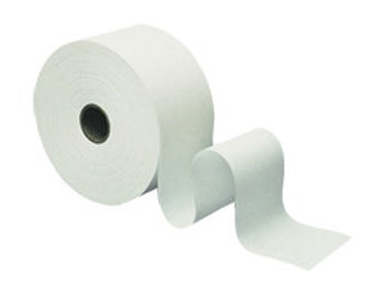 "Standard 4"" Sew On Non-Woven Permanent Buckram Drapery Header Tape Free Shipping"
