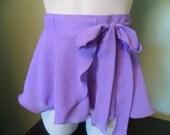 Wrap around Ballet Skirt - Girl's sizes 2-14