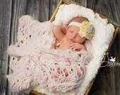 Baby Blanket Photo Prop Children