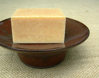 Soap Dish- Rustic Red