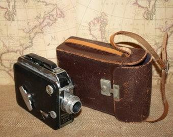 Movie Camera Kodak Magazine Cine-Kodak Eight Model 90