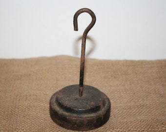 Scale Weight Base - Hook