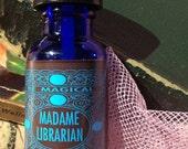 Madame Librarian half oz Potion Bottle Natural Perfume