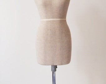 Mini Mannequin/ Dummy/ Dress Form - Beige