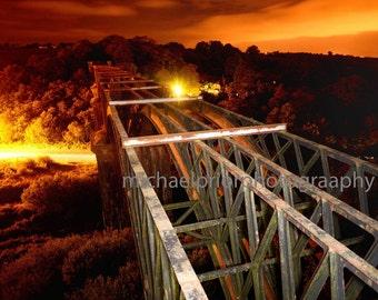 the viaduct in west cork ireland
