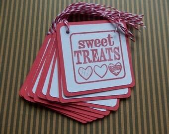 Candy tags - Sweet Treats Tags (10)