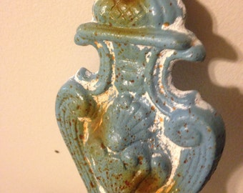 Wall Hook, Wall Hanger, Shabby Chic Hanger - CLEARANCE