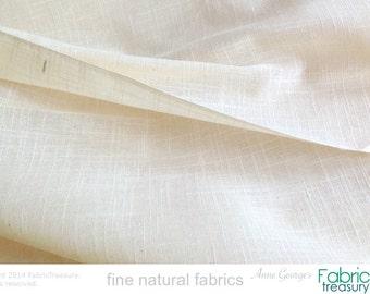 Organic cotton burlap fabric. Soft burlap for burlap bags, pillow, table runner. Slubby Plaid Burlap. 44 inches wide.