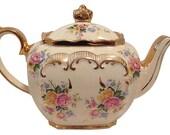 Vintage English Sadler Teapot