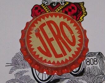 1930s Jero Cork Lined Bottle Cap