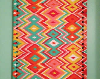Fabric Bulletin Board -other fabric choices available