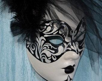 16. Venetian Mask