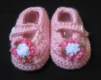 Interchangeable Mary Jane Infant Shoes