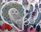 sticker, artwork, sacred geometry, computer decal
