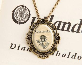 Outlander - Fancy Necklace