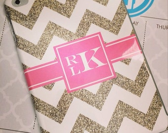 Personalized iPad Case - Monogrammed iPad Mini Cover - Design your Own monogram Cover - Hard Shell Cases