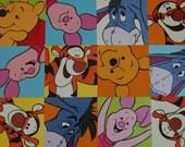 Winnie the Pooh and Friends Scrapbook Paper (Disney Licensed)