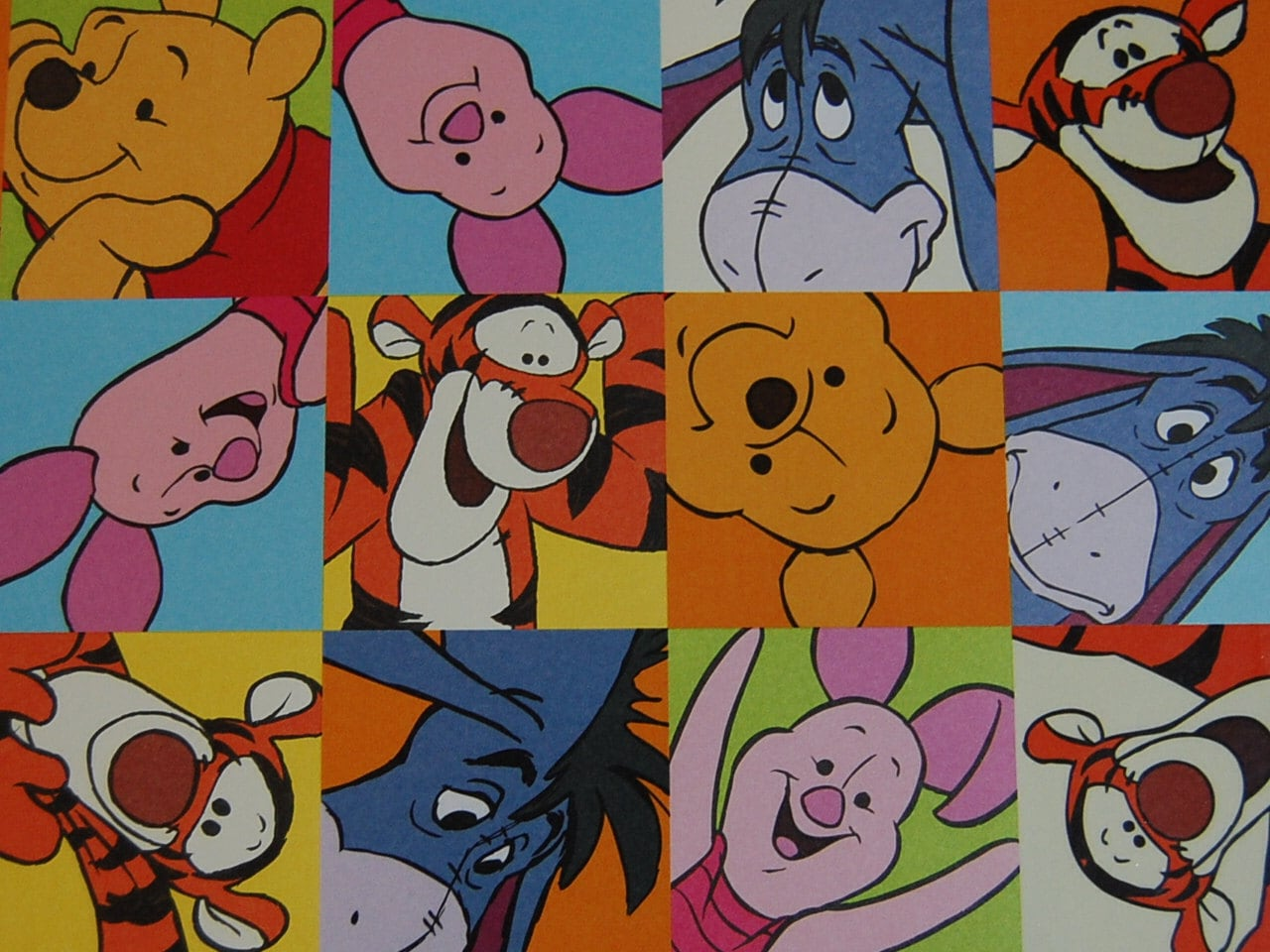 essay on winnie the pooh and friends Abstract this paper discusses how the book the tao of pooh by benjamin hoff relates the concept of taoism to the characters from the winnie the.