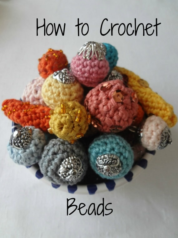 How to Crochet Beads