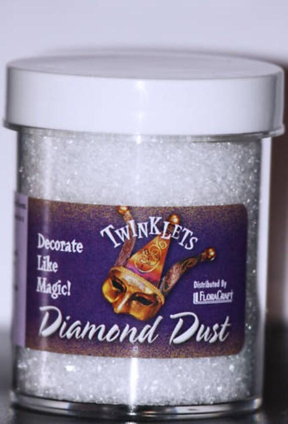 Twinklets 6 Oz Glass Diamond Dust Glitter By