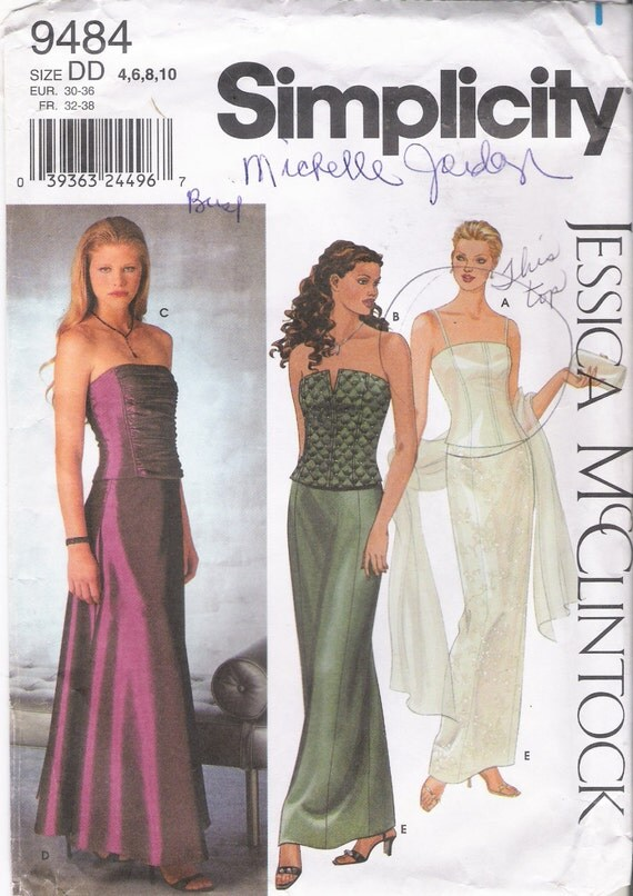 simplicity maxi skirt pattern www imgkid the image