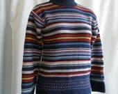 Vintage WOOL Sweater, size M-L, SALE