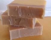 Tangerine Clove w/ Cinnamon  /  Handmade  Soap / Cold Process Soap / Natural Soap/ 4 oz.