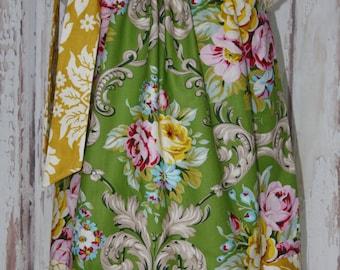 Emma's Garden Pillowcase Dress