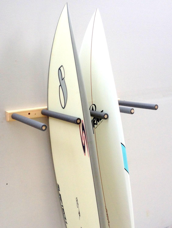 vertical surfboard wall rack. Black Bedroom Furniture Sets. Home Design Ideas
