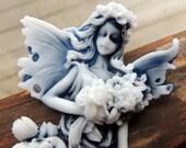 FAIRY SOAP - Jenny Rose Woodland Fairy - Valentine's Day, Novelty Soaps, Woodland Fairies, Custom Scented- Vegetable Based Handmade