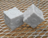 Companion Cube Soap - Set of 2 Portal Soap - Great Stocking Stuffer, Party Favor