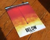BELOW - a comic by Darren Cullen