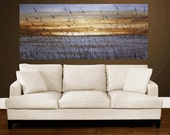 "wall Art painting 72"" x30""  abstract painting oil painting   landscape  painting Acrylic painting Wall Decor wall hangings"