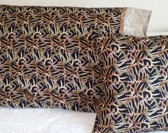 Gifts for MEN.  Birthday gift for BOYS.  Pillowcase for men. Pillow cover for men.