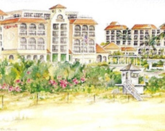 Delray Beach Marriott Hotel, Florida