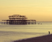 Brighton Photography, Seaside, beach photography, Brighton Sunset