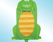 Nap Mat - Personalized and Embroidered - DINOSAUR