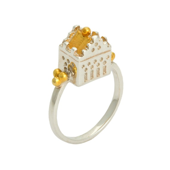 Jewish Wedding Ring Antique