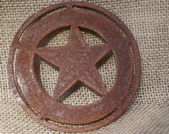 Western Star Christmas Ornament