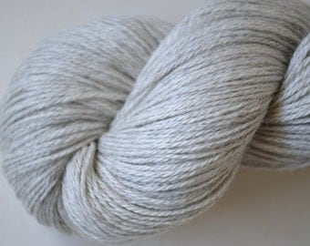 Lace Weight Yarn Alpaca Silk Cashmere,  *** Free Pattern ***