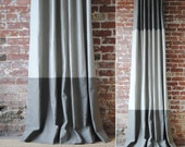 "108""L - Martha Panel - custom curtains - Pick Your Colors"