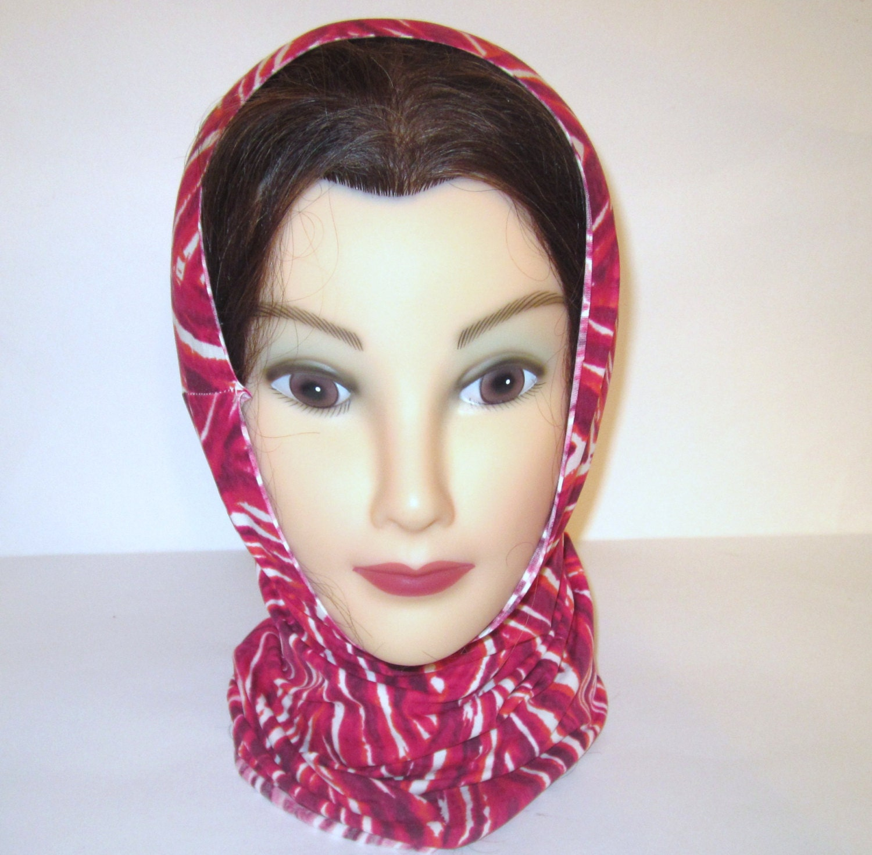 boho bandeau wrap scarf headband