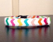 Bright Easter Stripes - Eco Cat Collar