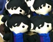 Sherlock Plush -preorder-