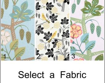 Waverly Small Talk Custom Curtains Tab Top Panels Grommet Curtains Pinch Pleat Panels 50x63 - 50x108